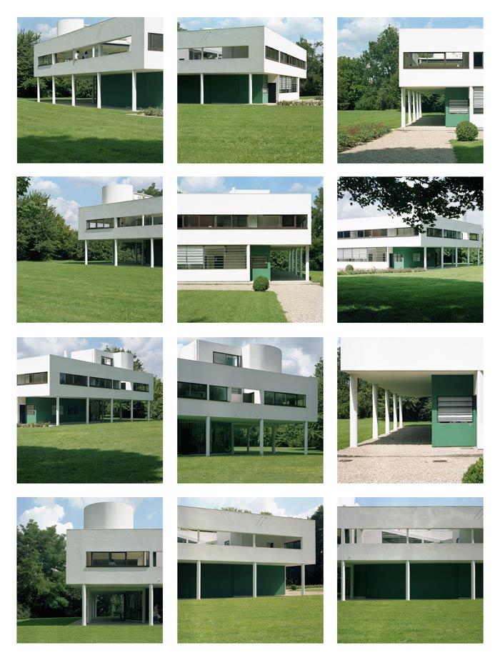 Villa Savoye - Le Corbusier - 2004